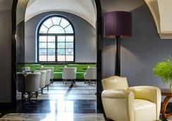 Hotel Balestri - Florencia - Recepción