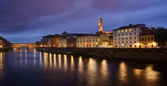 Hotel Balestri - Florencia - Edificio