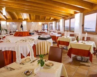 Forte Hotel - Vieste - Restaurang