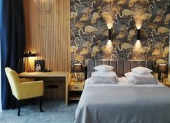 Szara Willa - ออปอเล - ห้องนอน