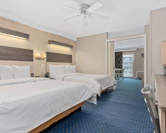 Adventurer Oceanfront Inn - Wildwood - Bedroom