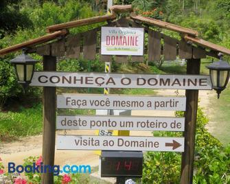 Chez Domaine Pousada Organica - Córrego do Meio - Building