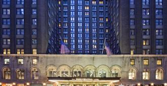 Park Central Hotel New York - New York - Rakennus