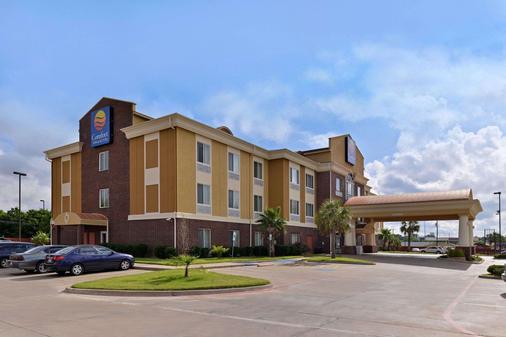 Comfort Inn & Suites - Mexia - Gebäude