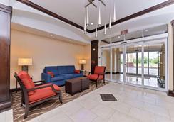 Comfort Inn & Suites - Mexia - Lobby