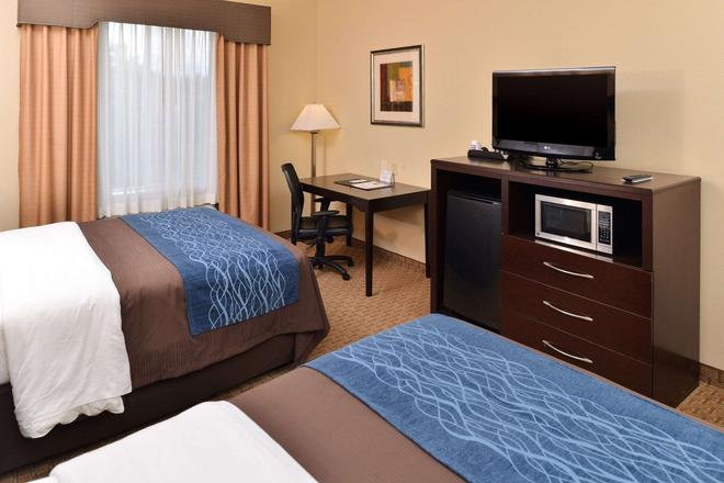 Comfort Inn & Suites - Mexia - Bedroom