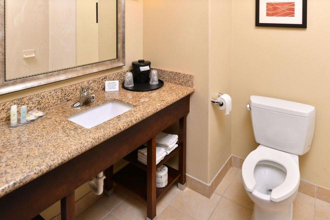 Comfort Inn & Suites - Mexia - Bathroom