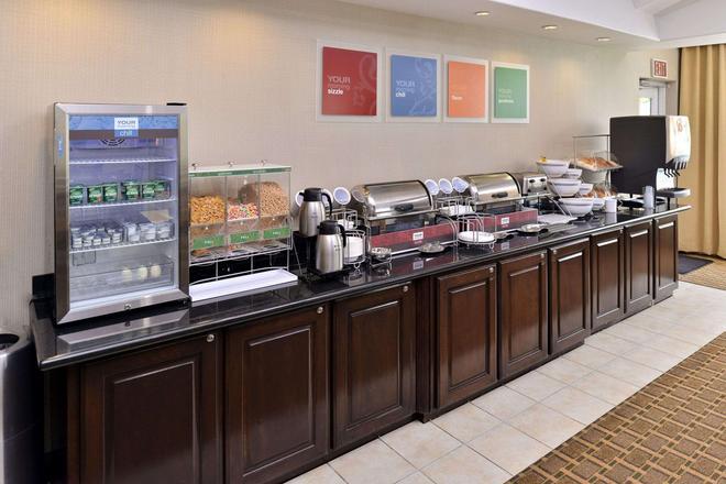Comfort Inn & Suites - Mexia - Buffet