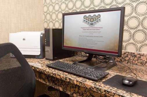 Drury Inn & Suites Flagstaff - Flagstaff - Business centre