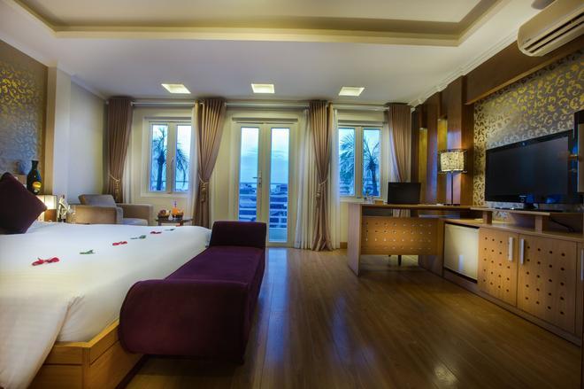 La Storia Ruby Hotel - Hanoi - Habitación