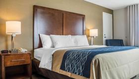 Comfort Inn The Pointe - Cataratas del Niágara - Habitación