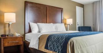 Comfort Inn The Pointe - ניאגרה פולס - חדר שינה