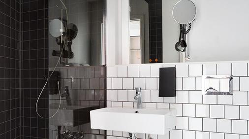 Comfort Hotel Karl Johan - Oslo - Bathroom