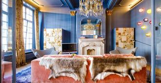 Hotel De Witte Lelie - Amberes - Habitación