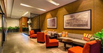 Causeway 353 Hotel - Melbourne - Lounge