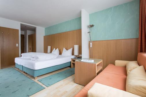 Hotel Das Zentrum - Sölden - Phòng ngủ