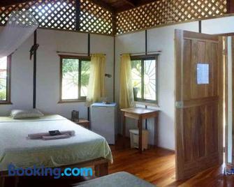 Cabinas Yamann - Manzanillo - Bedroom