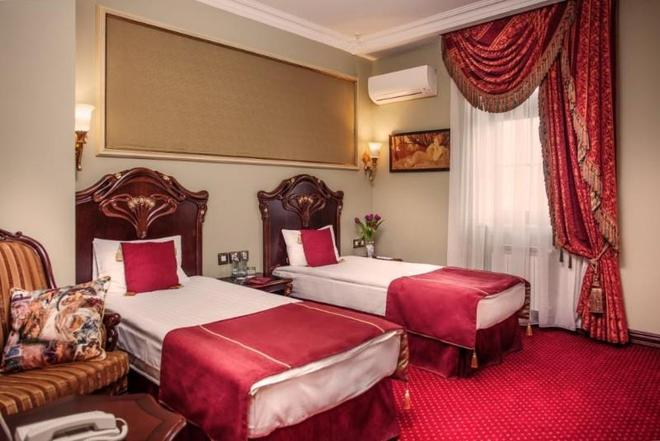 Staro Hotel - Κίεβο - Κρεβατοκάμαρα