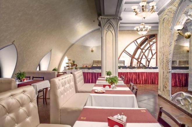Staro Hotel - Kyiv - Restaurant