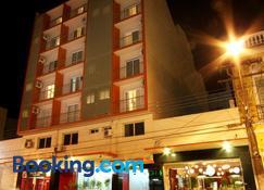 Hotel Curi Executive - Pelotas - Edificio