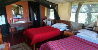 Nyumbu Camp - Maasai Mara - Camera da letto