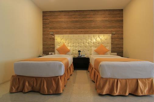 Hotel O2 Oxygen - โกลกาตา - ห้องนอน