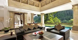 Viceroy Bali - Ubud - Living room