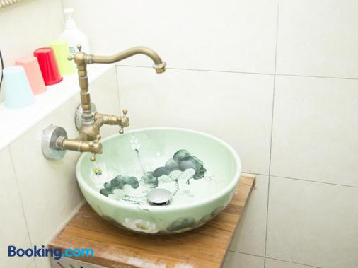 Home & Teak Residence - Jinhu - Bathroom