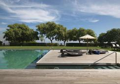 巴塞羅那米拉馬爾酒店 - 巴塞隆拿 - 巴塞隆納 - 游泳池