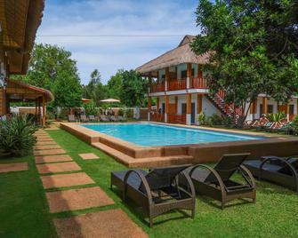 Scent of Green Papaya Resort - Panglao - Pool