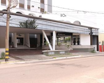Rios Hotel - Рондонополіс - Building