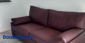Apartamento cómodo y tranquilo con WiFi en Boedo - Buenos Aires - Wohnzimmer