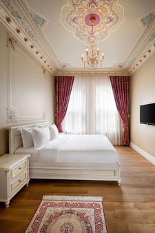 Ajwa Hotel Sultanahmet - Κωνσταντινούπολη - Κρεβατοκάμαρα