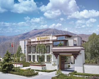 Shangri La Hotel Lhasa - Lhasa - Gebäude