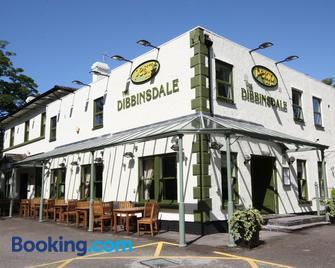 The Dibbinsdale Inn - Wirral - Building
