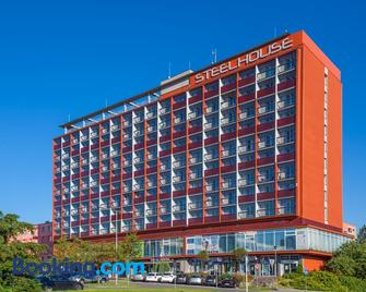 Steelhouse Hotel - Třinec - Building