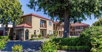 Roma on Riccarton Motel - Christchurch - Rakennus