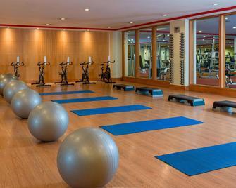 JW Marriott Hotel Quito - Quito - Fitnessbereich