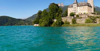 Aparthotel Adagio Annecy Centre - Annecy - Outdoors view