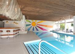 Stella Swiss Quality Hotel - Interlaken - Piscina
