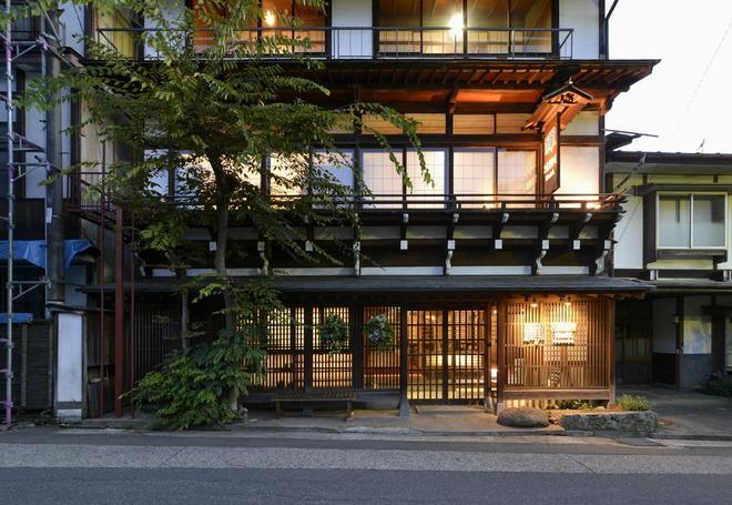 Zen Hostel - Yamanouchi - Building