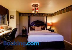 Strawberry Valley Inn - Mount Shasta - Bedroom