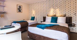 RotoVegas Motel of Rotorua - Rotorua - Phòng ngủ