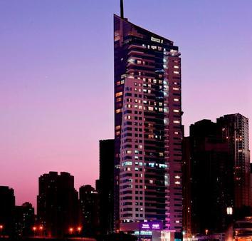 杜拜碼頭杜斯特酒店 - 杜拜 - 杜拜 - 建築