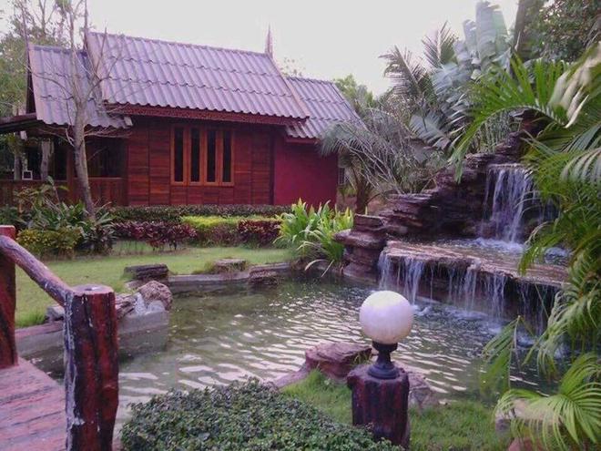 Sasi Resort - Kampheang Saen - Outdoors view