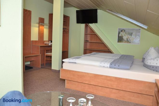 Cafe Hoyer Pension und Appartements - Apolda - Bedroom