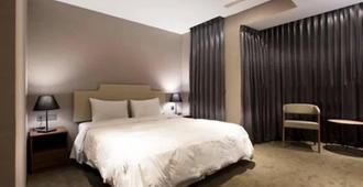 Noble Hotel - Taipei - Bedroom