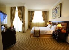 Caravan Hotel - Addis Ababa - Bedroom