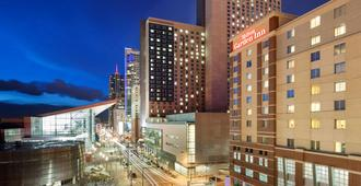 Hilton Garden Inn Denver Downtown - Denver - Rakennus