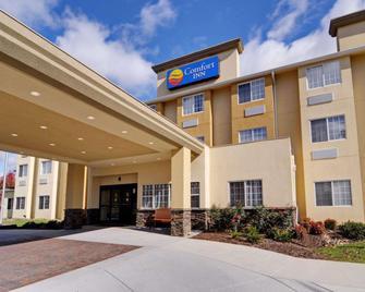 Comfort Inn - Mount Airy - Building